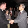 Reception on the occasion of celebration of the Birthday of His Majesty the Emperor of Japan