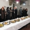 Reception on the occasion of the opening of exhibition entitled