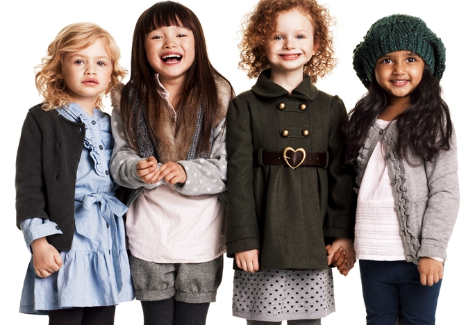 H&m kids online shopping