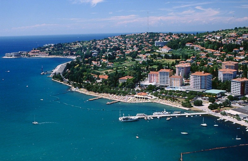 Portoroz Slovenia  city photos : Slovenia Seaside