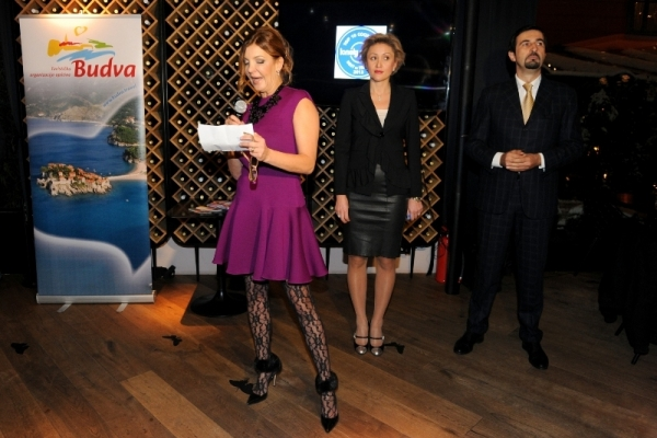 Presentation of Budva: National Tourism Organisation of Montenegro and the local tourism organisation of Budva represented Budva in Ljubljana.