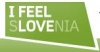 Logo OFFICIAL TRAVEL GUIDE BY SLOVENIAN TOURIST BOARD, TOURIST INFORMATION, LJUBLJANA, SLOVENIA