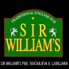 Logo SIR WILLIAMS PUB, PUBS, LJUBLJANA, SLOVENIA
