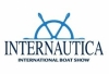 Logo INTERNAUTICA, INTERNATIONAL BOAT SHOW, EVENTS PORTOROŽ, SLOVENIA