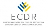 Logo EUROPEAN CENTRE FOR DISPUTE RESOLUTION (ECDR), LJUBLJANA, SLOVENIA