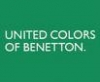 Logo BENETTON, FASHION, LJUBLJANA, SLOVENIA