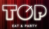 Logo TOP EAT & PARTY CLUB, LJUBLJANA, SLOVENIA