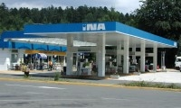 INA ENERGY COMPANY, GAS STATION, CROATIA
