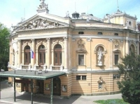 SLOVENIAN NATIONAL OPERA AND BALLET THEATER, CONCERT HALL, LJUBLJANA, SLOVENIA