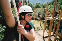 PERFECT ADVENTURE SPORTS, ADRENALIN PARK, BOHINJ, SLOVENIA
