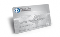 DINERS CLUB INTERNATIONAL, CREDIT CARDS, CREDIT CARDS LJUBLJANA, SLOVENIA