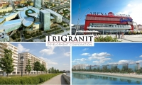 TRIGRANIT REAL ESTATE DEVELOPER, REAL ESTATE PROJECTS LJUBLJANA, SLOVENIA