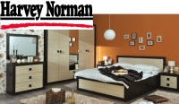 HARVEY NORMAN BEDROOMS, FURNITURE LJUBLJANA, SLOVENIA