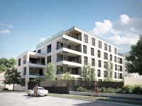 VILA PRULE, APARTMENT BUILDING, REAL ESTATE PROJECT, LJUBLJANA, SLOVENIA