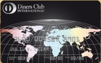 DINERS CLUB EXCLUSIVE, CREDIT CARD, CREDIT CARDS LJUBLJANA, SLOVENIA