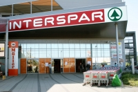 INTERSPAR, SHOPPING CENTER, LJUBLJANA, SLOVENIA