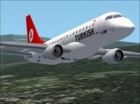 TURKISH AIRLINES- AIRLINE, BRNIK, SLOVENIA