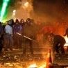Athens ablaze as protesters say 'no' to more cuts