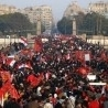 Hundreds injured in Cairo clashes after football protest