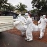 Man quarantined in Spain with possible Ebola virus