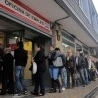 Eurozone unemployment falls for the third month in a row but remains a problem