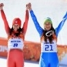Olympic Corner: Maze and Gisin share downhill gold