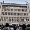 General strike in Greece over TV shutdown