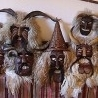 Bonfires and busó's: Hungarian festival chases away winter