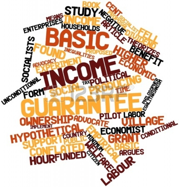Swiss advocates of basic income for all claim moral ...