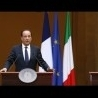 Hollande and Monti swap notes on Europe