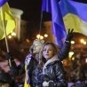 Protesters call for strikes and blockades as crisis deepens in Ukraine