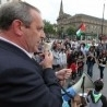 Pro-Gaza protests call to end Israeli action