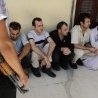 Syria: Freed Iranian prisoners arrive in Damascus