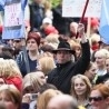 Public Sector Unions Announce Rallies in Major Cities