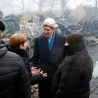 Expectations are low as ministers gather for Ukraine crisis talks in Geneva